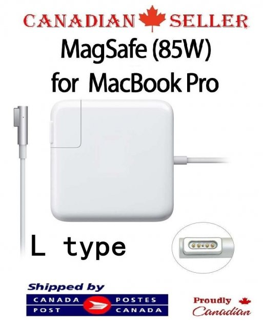 Apple Macbook Magsafe power charger adapter 45W 60W 85W starting