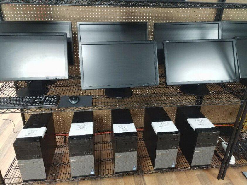 Desktop Computer on Sale – New Stock