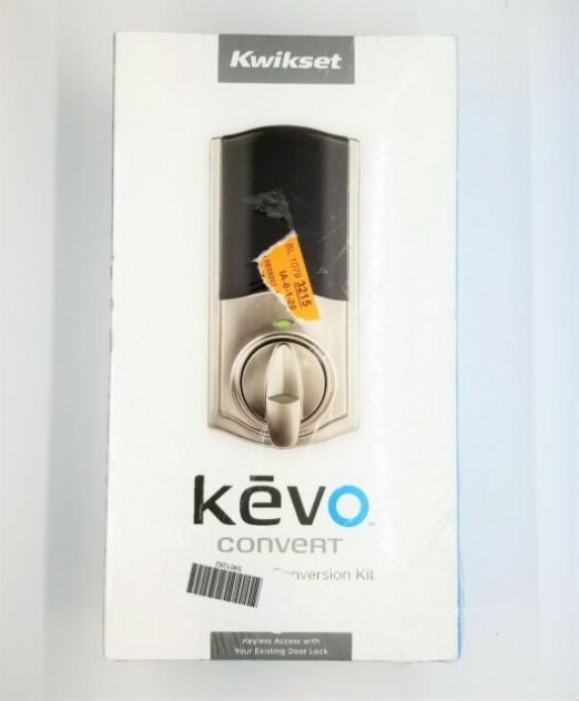 Weiser Kevo Convert for Sale (Model# 9GED15000-102)