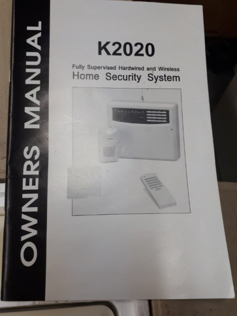 Home Security System - Keystone - Brand New in the Box
