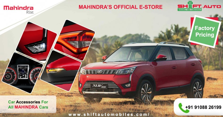 Buy Mahindra Genuine Spare Parts Online
