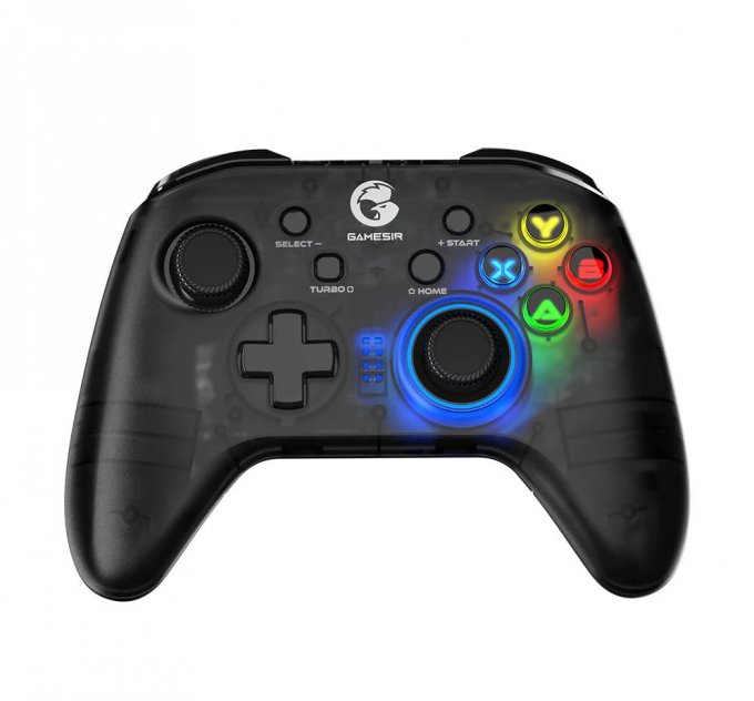 GameSir T4 Pro Bluetooth Game Controller 2.4GHz Wireless Gamepad applies to Nintendo Switch Apple Arcade and MFi Games