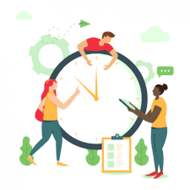 User friendly time tracking tools
