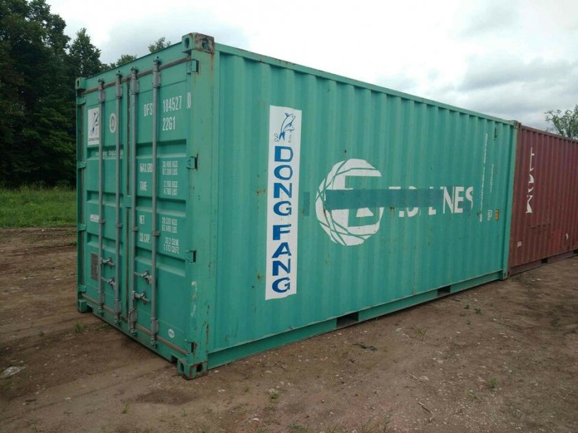 New and used 20fit and 40fit shipping container for sale