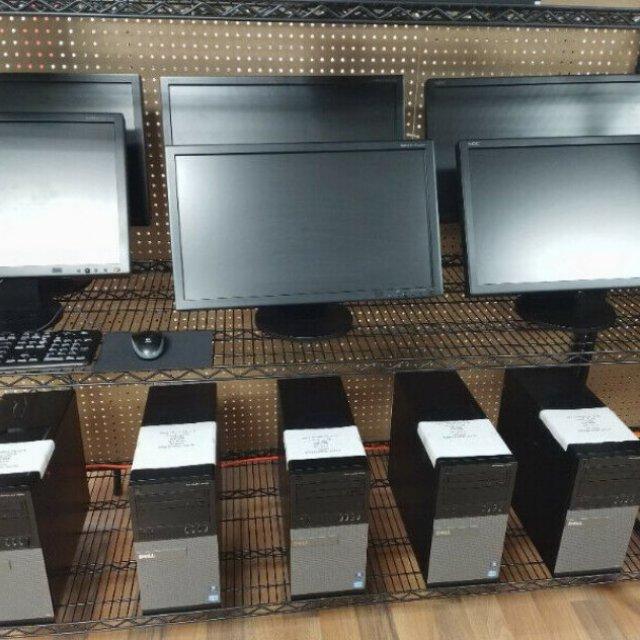 Desktop Computer on Sale - New Stock