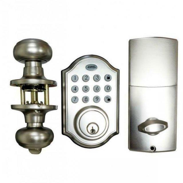 Password Lock, WiFi Lock, RFID Lock, Keypad Lock, Bluetooth Locks on sale $75 up