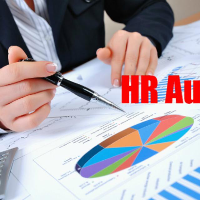 HR auditing   Training & Development