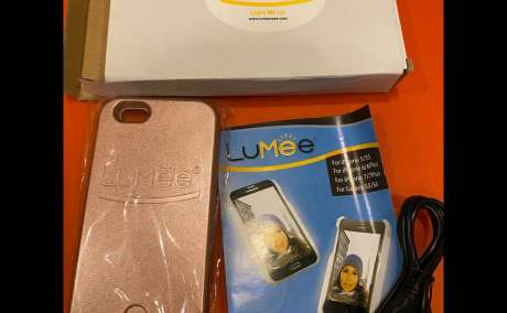 Brand New Lumee case for iPhone 6/6S in Rose Gold
