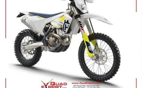 2019 Husqvarna FE 350 Off-Road Motorcycle - Clearance