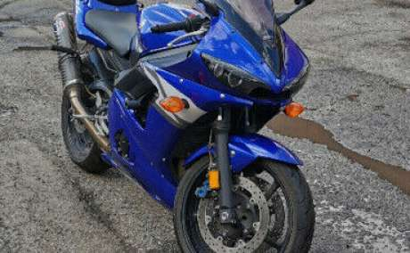 2004 Yamaha R6 *Low Kms*