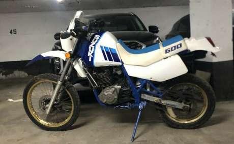 Suzuki DR 600 DAKAR 1986