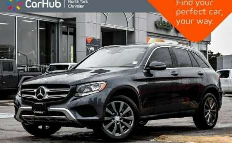 2016 Mercedes Benz GLC GLC 300.Driving.Memory.Chrome.Pkgs.Adapti