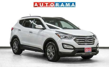 2015 Hyundai Santa Fe Sport Luxury 4WD Leather Panoramic Sunroof