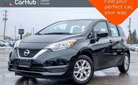 2018 Nissan Versa Note SV|Backup Camera|Bluetooth|Heated Front S