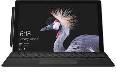 Microsoft Surface Pro Advanced Tablet (6th Gen Processor)Model: