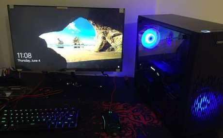 Ryzen Gaming Pc **BRAND NEW**