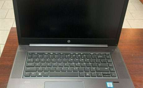 HP ZBOOK STUDIO G3 i7