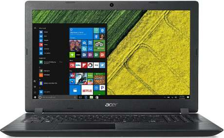 "ACER A315-21 Laptop, AMD A9 2 Core 3GHz, 15.6"", 6GB RAM, 1TB HDD"