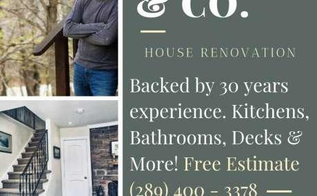 Fences and Decks - Renovation Services