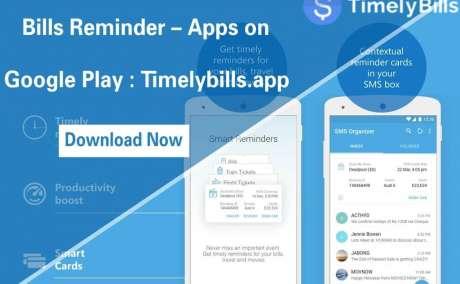 Free Money Manager App | timelybills.app