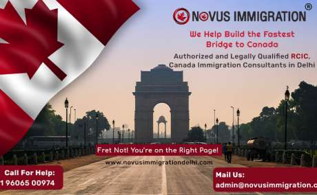 Novus Immigration: Canada Immigration Consultants in Delhi