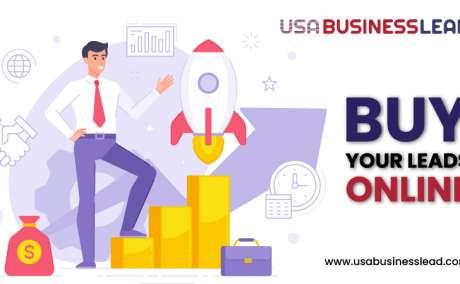 Buy Your Leads Online - Usabusinesslead.com